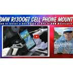 BMW Cell Phone Mount