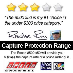 radar detector review