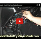 How to Hard Wire Your Radar Detector