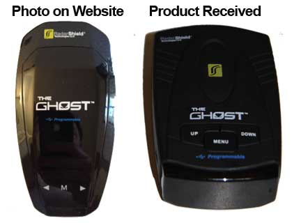 Ghost Radar Detector Review - Radar Roy