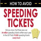 How to Avoid Speeding Tickets