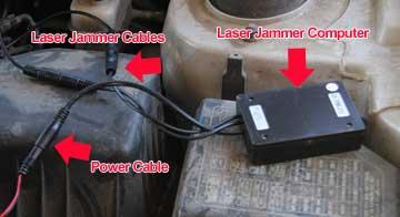 ALP Laser Jammer Computer