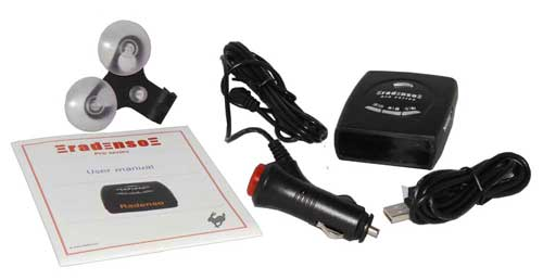Radenso Radar Detector Accessories