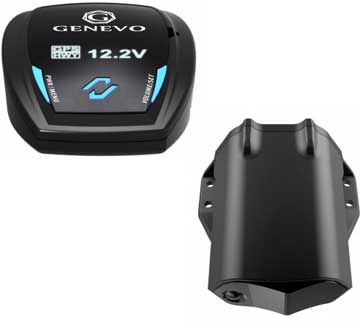 Radenso HD+ Remote Mounted Radar Detector