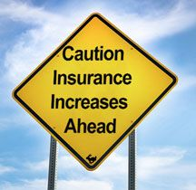 Insurance Rate Increase