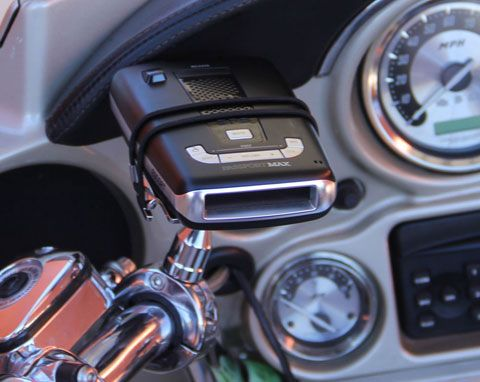 Our Techmount Mounting Systems Are The Most Secure And Attractive Way To  Mount Your Escort, Beltronics, Or Valentine 1 Radar Detector To Your  Motorcycle.