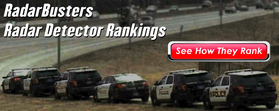 Radar Detector Reviews & Rankings