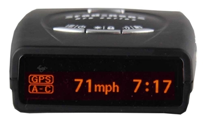 Police Radar Jammer >> Radenso Pro SE Radar Detector Review - SAVE with RadarBusters